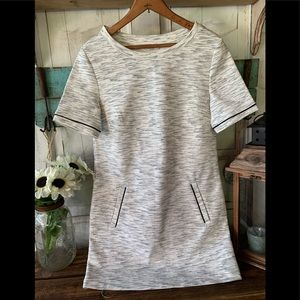M & S collection t shirt dress with pockets